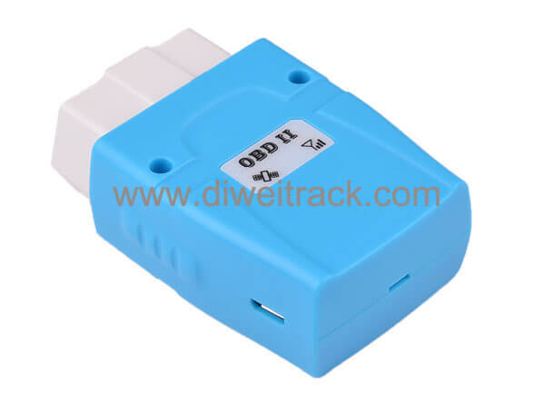 GPS OBD Tracker - OBD Vehicle Tracker GPS+GSM+SMS/GPRS+OBD