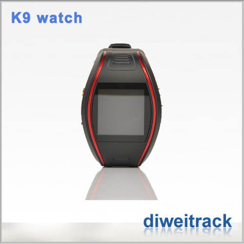 Convenient and Portable GPS Tracker K9 Tracking Device
