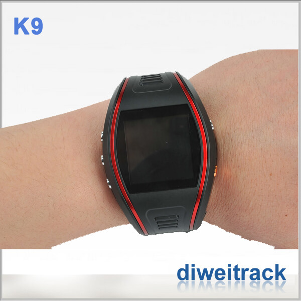 Convenient GPS Online Tracking equipment K9 Watch Phone Tracker