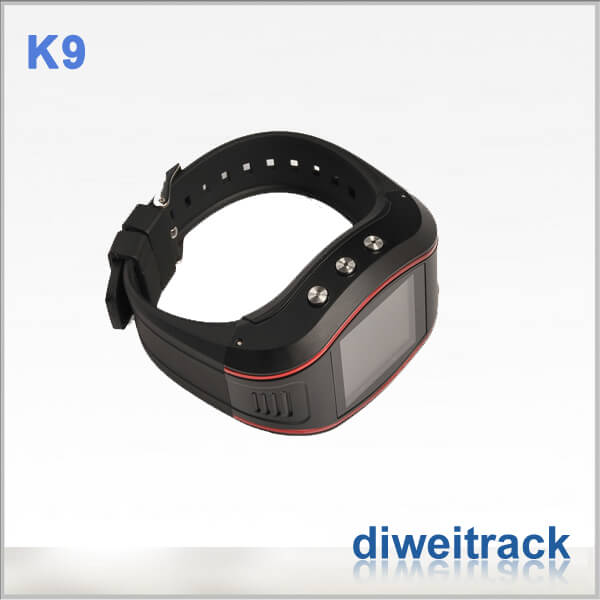 China gps tracking device k9 watch phone tracker for old people