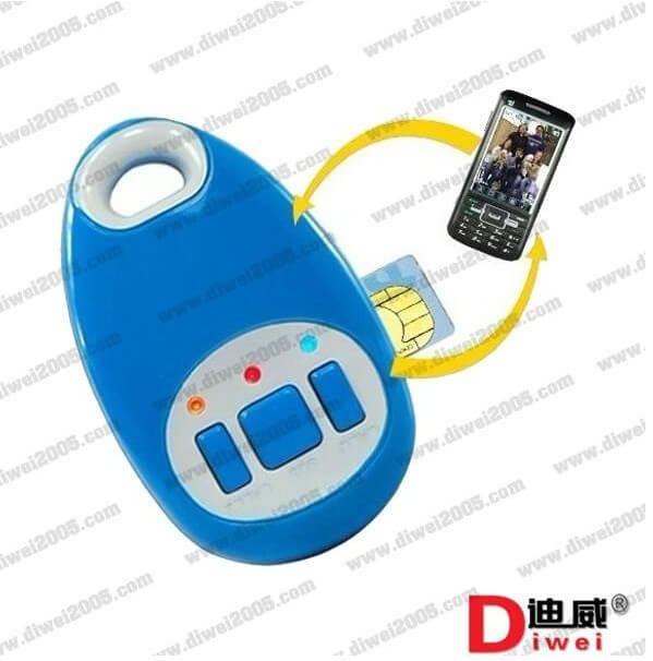 GSM Personal GPS tracker TL201 for child