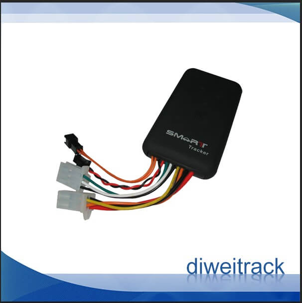 Mini Vehicle GPS Tracker with broken oil without electricity, ve