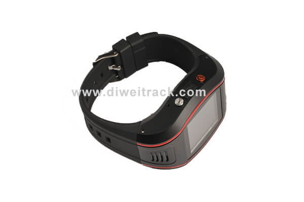 GPS cellphone watch tracker K9