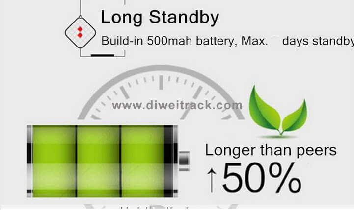 K30 long 60 days standby time