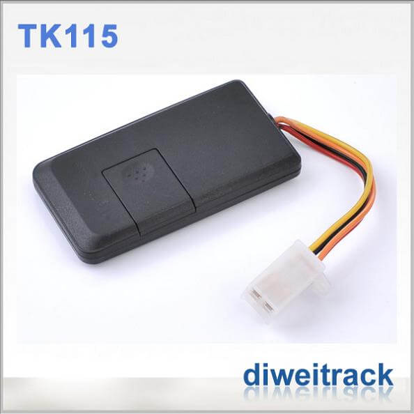 Autocycle GPS Vehicle Tracker TK115