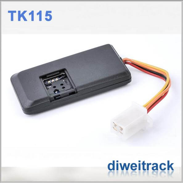 Cheap gps tracker for scooter TK115