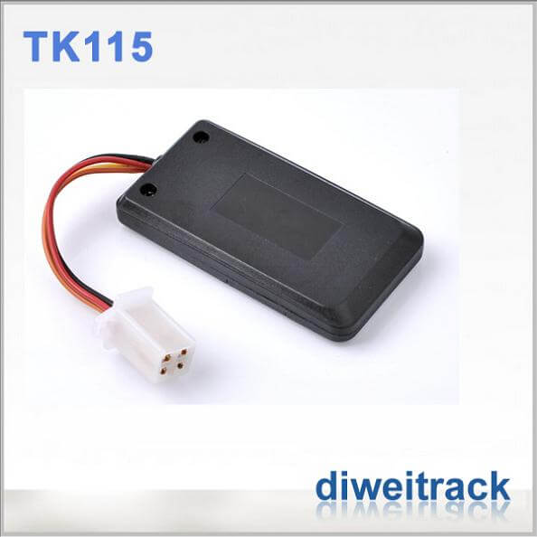TK115 gps tracker vehicle tracking device manufacturer