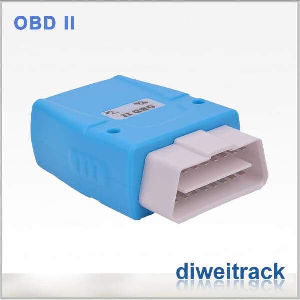 Car Tracker OBD II - Plug and play GPS Tracking Device