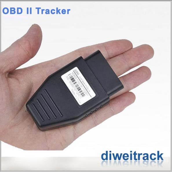 Vehicle Tracking System with OBD Function