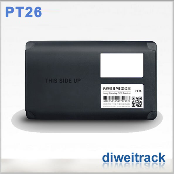 New PT26 Magnetic magnet GPS Tracker for asset, Asset magnet gps tracker 30days standby IP67 waterproof