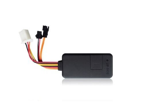Cheap tk116 gps tracker for car without battery