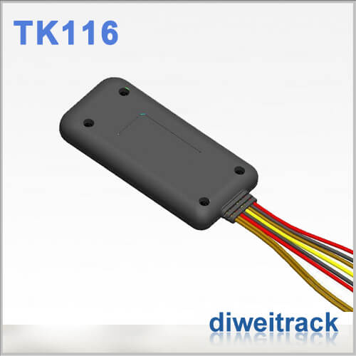 Accurate positioning gsm gps module tk116