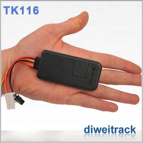 Car realtime gps gsm gprs vehicle tracker system device TK116