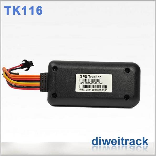 Automobile tracking tool cost effective best gps vehicle tracking tool model TK116