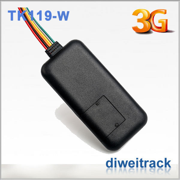 3g gps vehicle tracker TK119-W