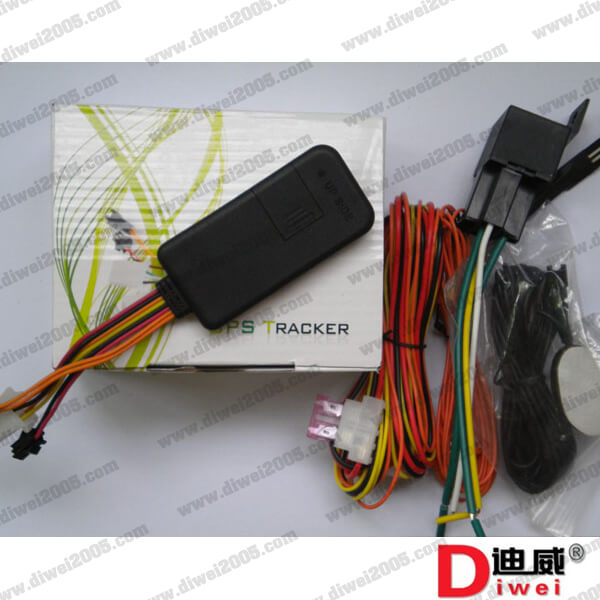 Car GPS Tracker TK116 Quad band Cut off fuel voice monitor 1 year free web-based GPS tracking system