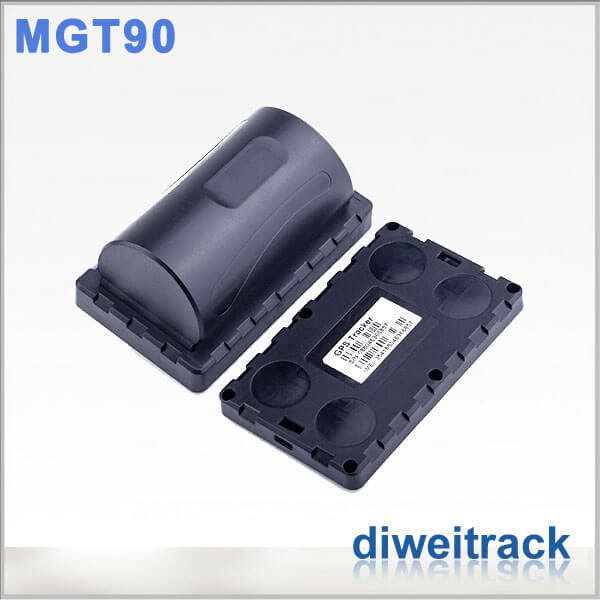 Mgt90 Magnetic Container Trailers Gps Tracking System