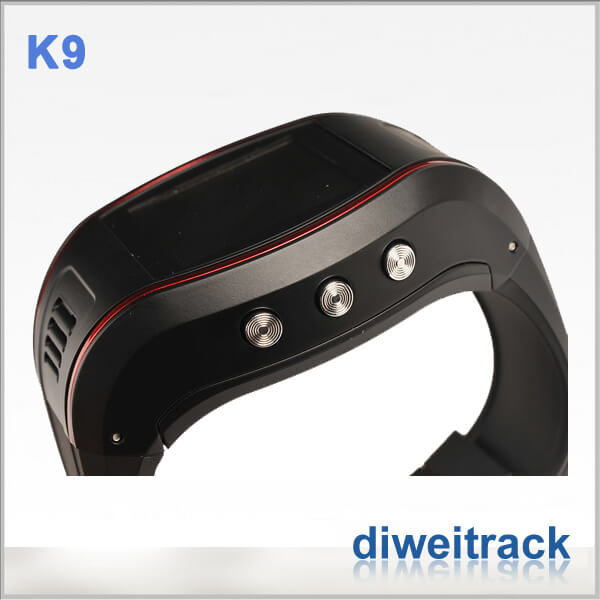 Wrist Watch Mobile Phone Personal Gps Trackers K9