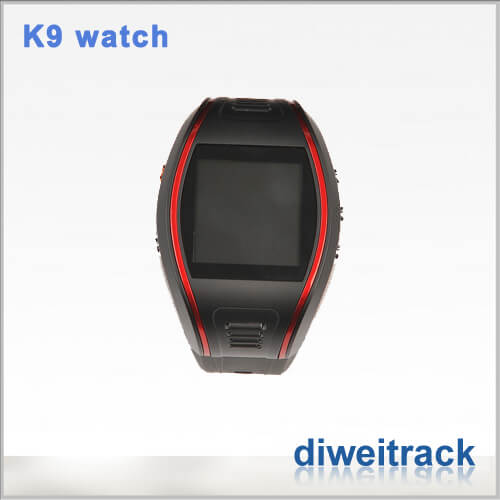 Realtime tracking watch phone gps tracker for kids and elder K9