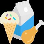 Food/Dairy Monitoring