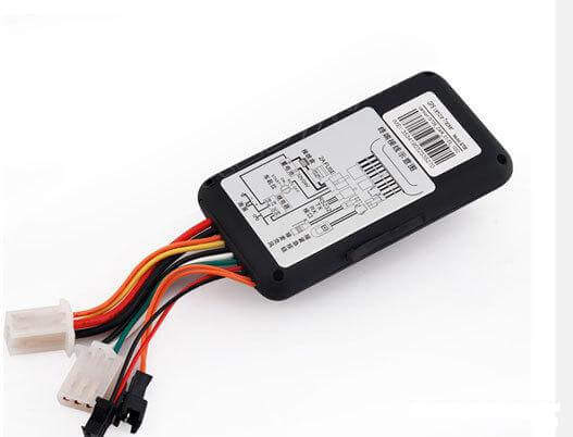 Mini Vehicle GPS Tracker with broken oil without electricity, vehicle state