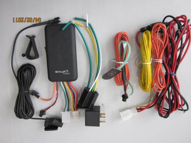 GPS/GPRS/GSM VEHICLE /Car /Truck Tracker TK106