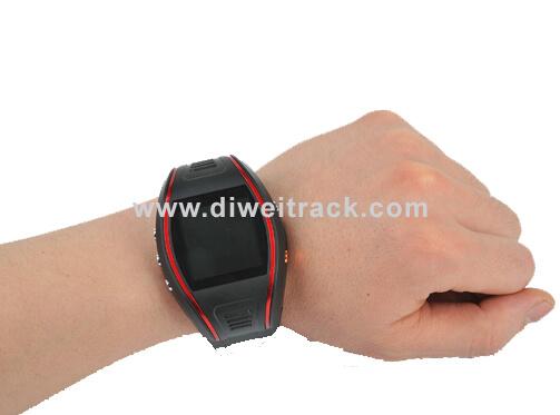 GPS cellphone watch tracker K9