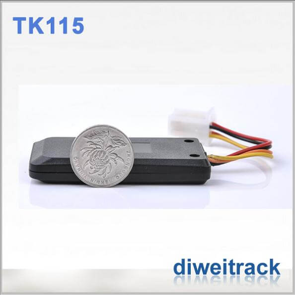 The Newest Anti-Theft Tracking from TK115 GPS Vehicle Trackers