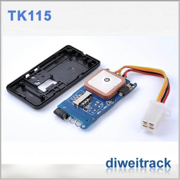 TK115 Gps location finder for your vehicle device