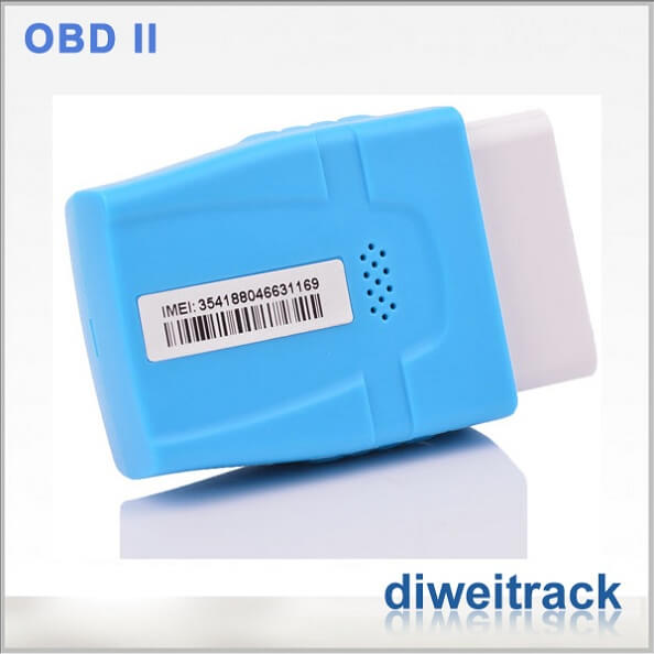 China Car OBD II GPS Tracker manufacturers