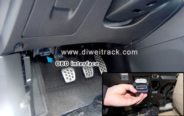 Diweitrack Original Auto Global Gps Tracker Ot08
