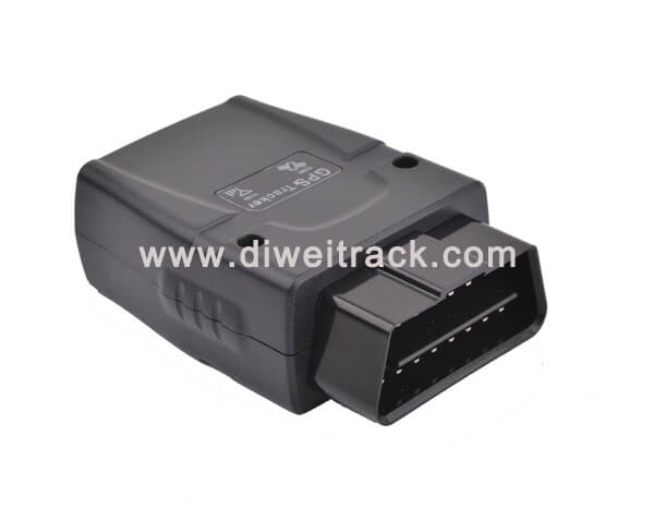 OT08 OBDII OBD2 Vehicle Car truck gps tracker with OBDII Connector, OBD2 interface, OBDII Port