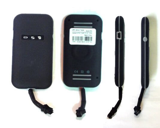 Auto GPS Tracker TK101 online real-time tracking