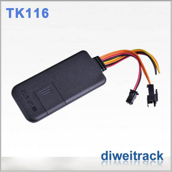 More Perfect and Smart TK116 GPS Vehicle Tracker