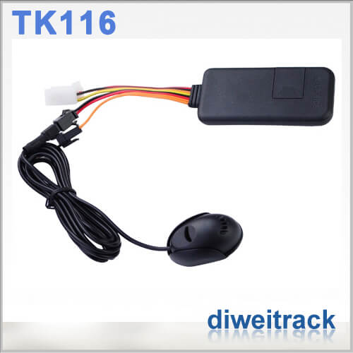 gps/gsm accurate tracker tk116 device