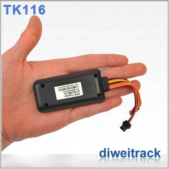 Built-in GPS and GSM antenna GPS tracking devices for real-time tracking