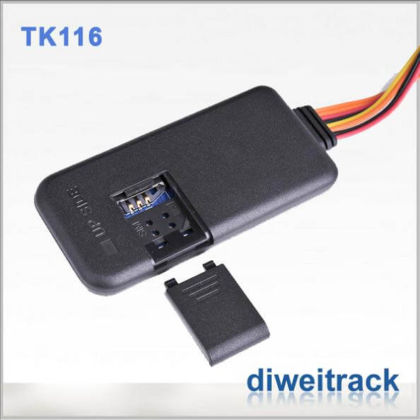 GPS Fleet Management Tracking TK116