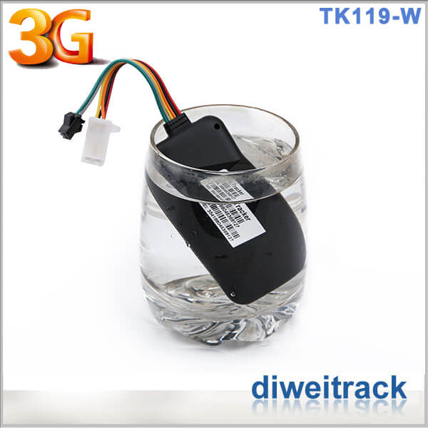 TK119-W 3g gps tracking systems