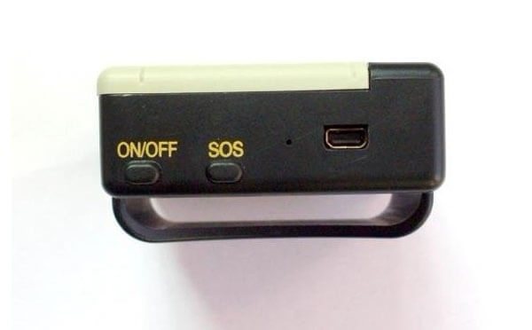 With SOS emergency buttons Real-time tracking GPS tracker for Old people and pet