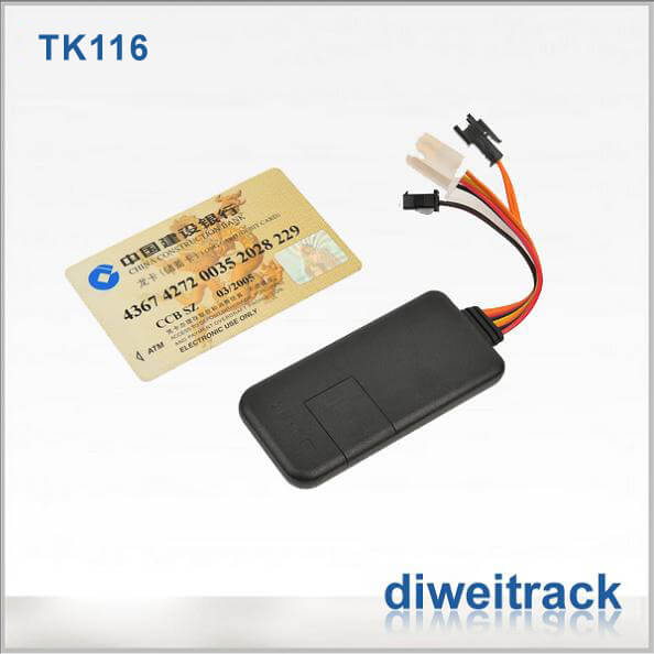 Accurate Tracker for Vehicle/Car/Truck/Motorcycle TK116