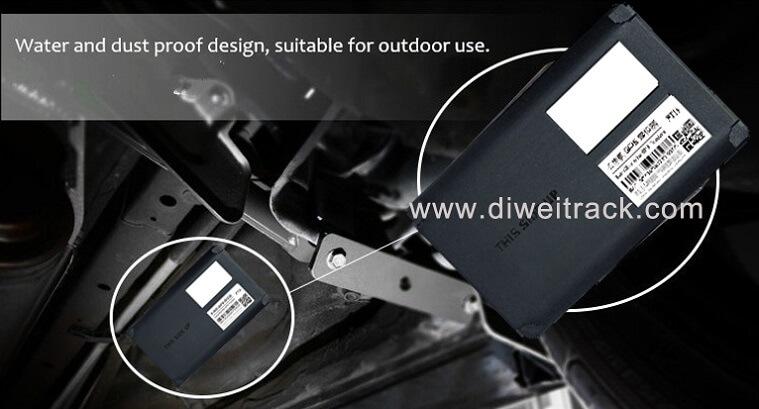2016 new magnetic gps tracker waterproof ip67 for vehicle Dust proof and Waterproof